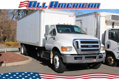 2012 Ford F-750 Super Duty for sale in Old Bridge, NJ
