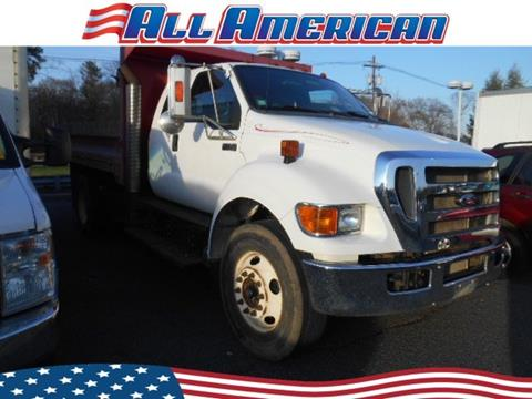 2013 Ford F-750 Super Duty for sale in Old Bridge, NJ