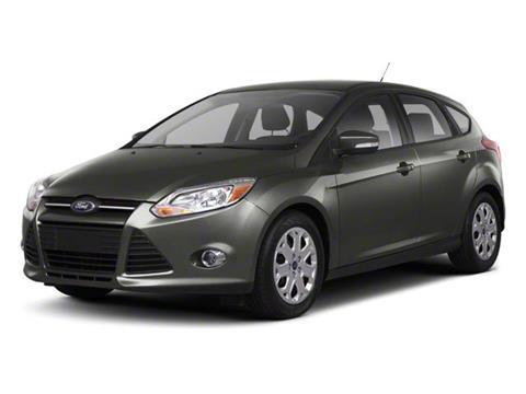 2012 Ford Focus For Sale In Old Bridge Nj