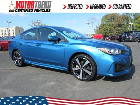 2019 Subaru Impreza for sale in Old Bridge, NJ