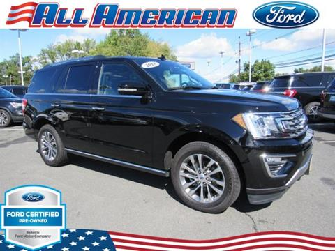 2018 Ford Expedition for sale in Old Bridge, NJ