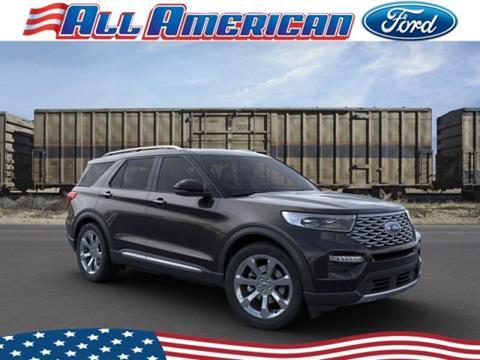 2020 Ford Explorer for sale in Old Bridge, NJ