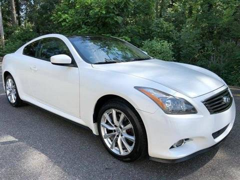2011 Infiniti G37 Coupe for sale in Nanuet, NY