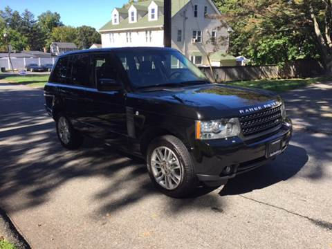 2011 Land Rover Range Rover for sale in Nanuet, NY