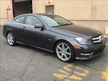 2012 Mercedes-Benz C-Class for sale in Nanuet, NY
