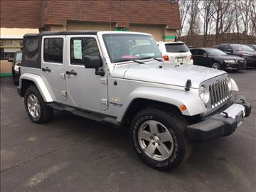 2008 Jeep Wrangler Unlimited for sale in Nanuet, NY