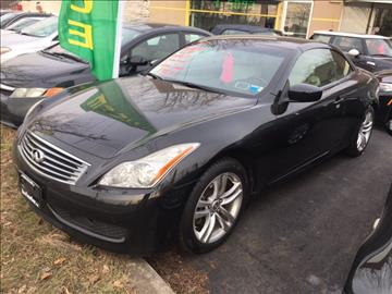 2009 Infiniti G37 Convertible for sale in Nanuet, NY