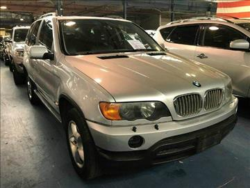 2002 BMW X5 for sale in Nanuet, NY