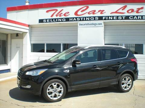 2014 Ford Escape for sale in Hastings, NE