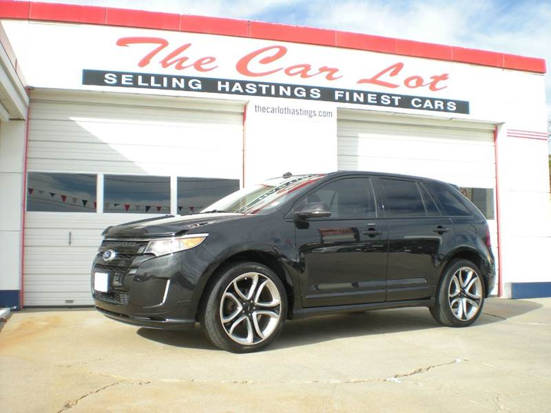 Ford Edge Sport Awd Dr Crossover Hastings Ne