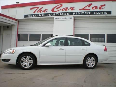 2011 Chevrolet Impala for sale in Hastings, NE