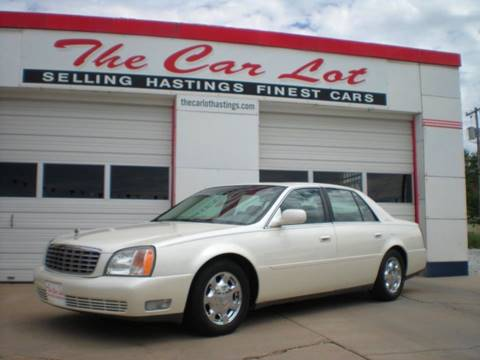 2002 Cadillac DeVille for sale in Hastings, NE