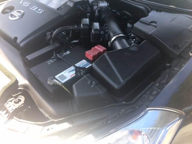 2008 Nissan Maxima 3.5 SL 4dr Sedan - Dover FL