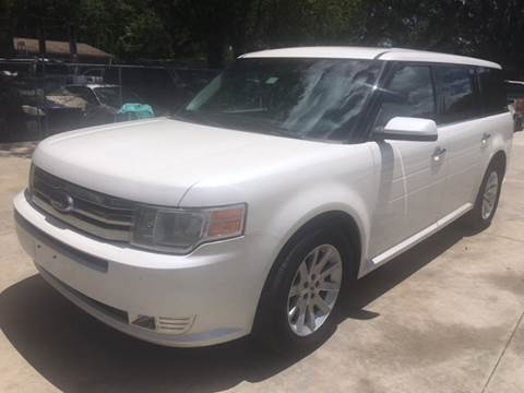 2010 Ford Flex for sale at MISSION AUTOMOTIVE ENTERPRISES in Plant City FL