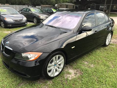 2007 BMW 3 Series for sale at MISSION AUTOMOTIVE ENTERPRISES in Plant City FL