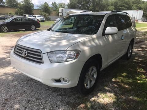 2010 Toyota Highlander for sale at MISSION AUTOMOTIVE ENTERPRISES in Plant City FL