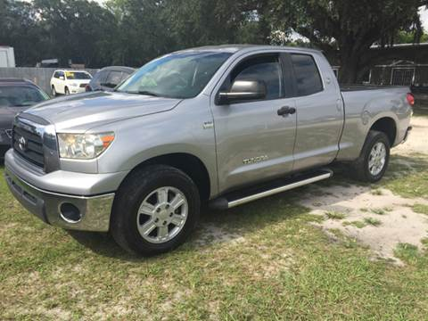 2008 Toyota Tundra for sale at MISSION AUTOMOTIVE ENTERPRISES in Plant City FL