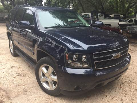 2009 Chevrolet Tahoe for sale at MISSION AUTOMOTIVE ENTERPRISES in Plant City FL