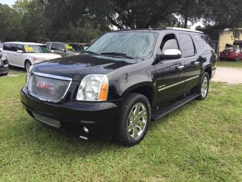 2009 GMC Yukon XL for sale in Dover, FL