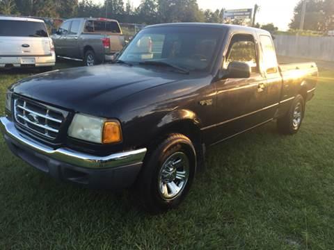 2001 Ford Ranger for sale at MISSION AUTOMOTIVE ENTERPRISES in Plant City FL
