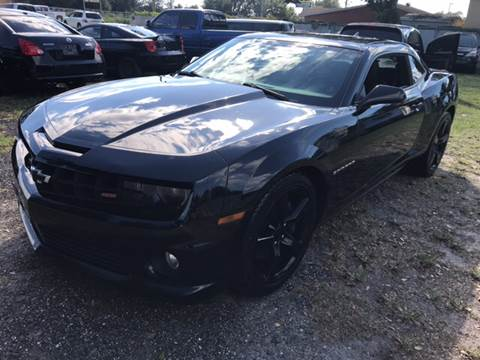 2010 Chevrolet Camaro for sale at MISSION AUTOMOTIVE ENTERPRISES in Plant City FL