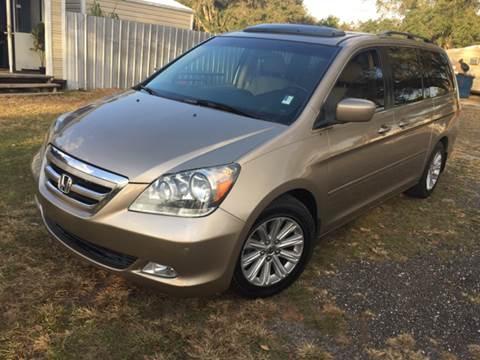 2007 Honda Odyssey for sale at MISSION AUTOMOTIVE ENTERPRISES in Plant City FL