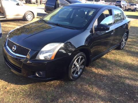 2012 Nissan Sentra for sale at MISSION AUTOMOTIVE ENTERPRISES in Plant City FL