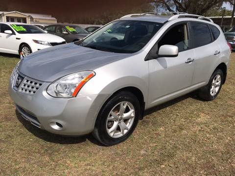 2010 Nissan Rogue for sale at MISSION AUTOMOTIVE ENTERPRISES in Plant City FL