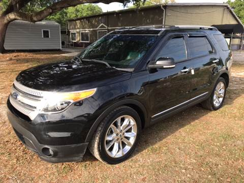 2013 Ford Explorer for sale at MISSION AUTOMOTIVE ENTERPRISES in Plant City FL