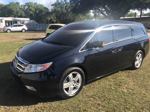 2012 Honda Odyssey for sale at MISSION AUTOMOTIVE ENTERPRISES in Plant City FL