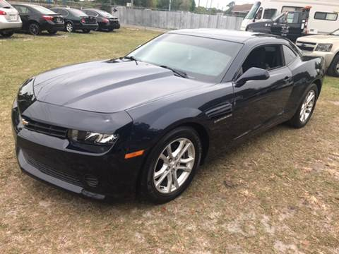 2015 Chevrolet Camaro for sale at MISSION AUTOMOTIVE ENTERPRISES in Plant City FL