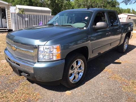 2011 Chevrolet Silverado 1500 for sale at MISSION AUTOMOTIVE ENTERPRISES in Plant City FL