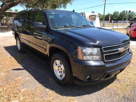 2009 Chevrolet Suburban for sale at MISSION AUTOMOTIVE ENTERPRISES in Plant City FL