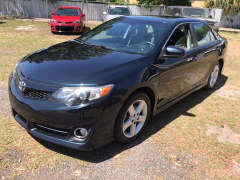 2014 Toyota Camry for sale at MISSION AUTOMOTIVE ENTERPRISES in Plant City FL