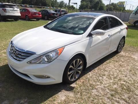 2013 Hyundai Sonata for sale at MISSION AUTOMOTIVE ENTERPRISES in Plant City FL