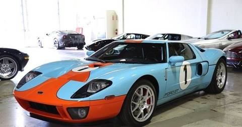 Ford Gt For Sale In Boston Ma