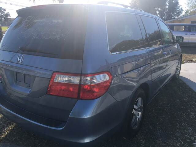 2007 Honda Odyssey EX-L 4dr Mini-Van w/DVD - Dover FL