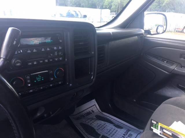 2004 Chevrolet Silverado 2500HD 4dr Crew Cab LT Rwd LB - Dover FL
