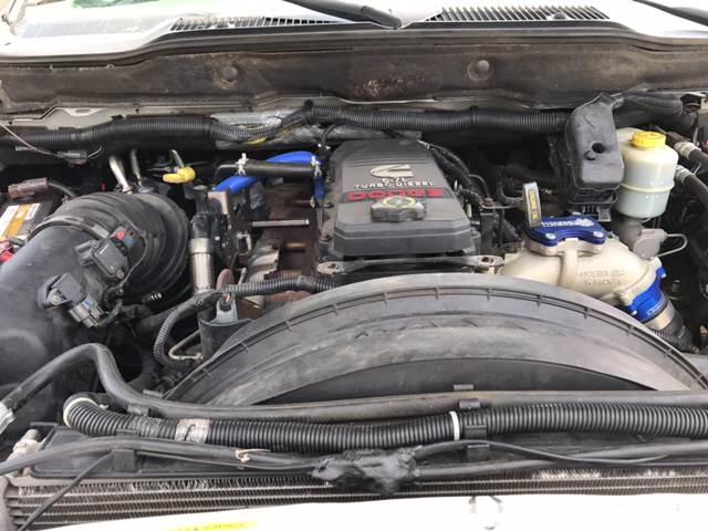2009 Dodge Ram Pickup 3500 4x4 SLT 4dr Quad Cab 8 ft. LB - Dover FL