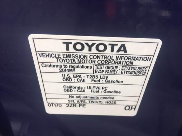 2014 Toyota Corolla S Premium 4dr Sedan - Dover FL