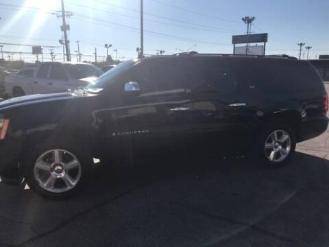 2007 Chevrolet Suburban for sale at NORRIS AUTO SALES in Oklahoma City OK