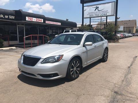 2012 Chrysler 200 for sale in Oklahoma City, OK