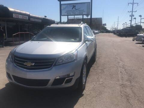 2014 Chevrolet Traverse for sale at NORRIS AUTO SALES in Oklahoma City OK