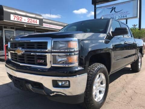 2014 Chevrolet Silverado 1500 for sale at NORRIS AUTO SALES in Oklahoma City OK