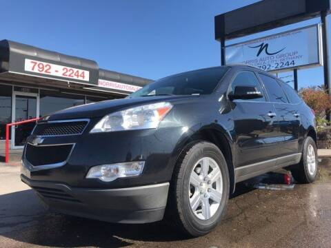 2012 Chevrolet Traverse for sale at NORRIS AUTO SALES in Oklahoma City OK