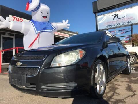 2009 Chevrolet Malibu for sale at NORRIS AUTO SALES in Oklahoma City OK