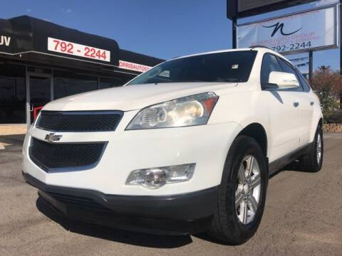 2011 Chevrolet Traverse for sale at NORRIS AUTO SALES in Oklahoma City OK