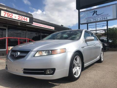 2007 Acura TL for sale at NORRIS AUTO SALES in Oklahoma City OK