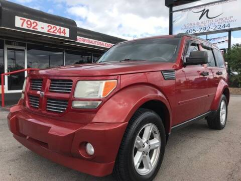 2010 Dodge Nitro for sale at NORRIS AUTO SALES in Oklahoma City OK