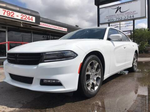 2015 Dodge Charger for sale at NORRIS AUTO SALES in Oklahoma City OK